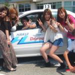 羽咋自動車学校の合宿免許に参加した人の口コミを集めたよ